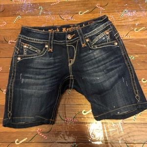 Rock Revival shorts